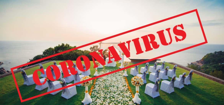 перенос свадьбы из за коронавируса