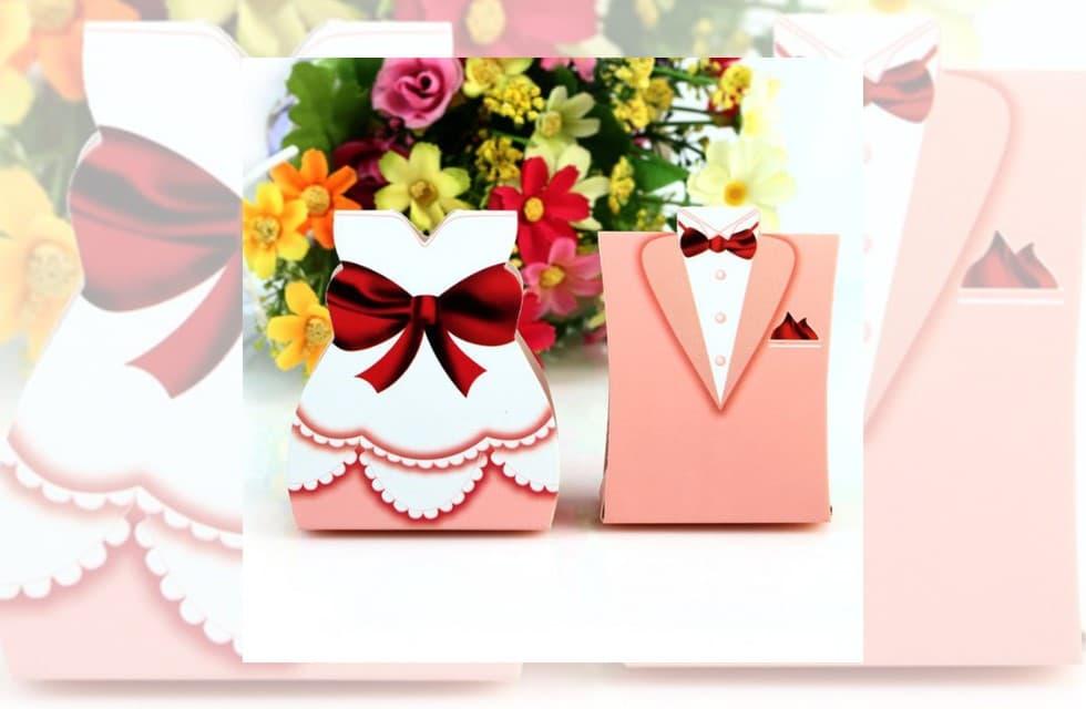 подарки гостям на свадьбу