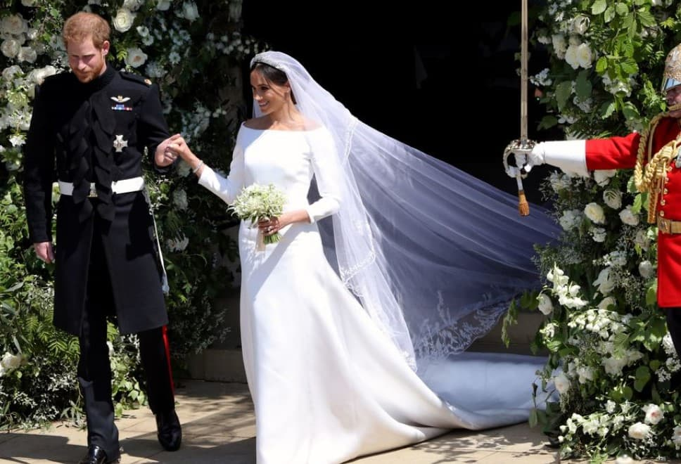 свадьба принца гарри фото
