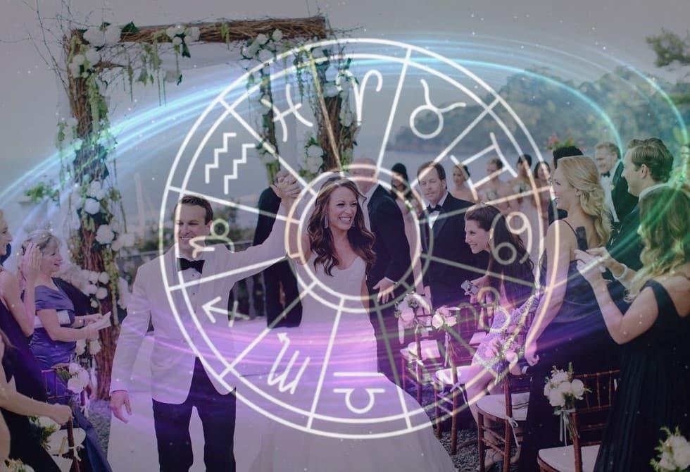 Весілля згідно знаку Зодіаку