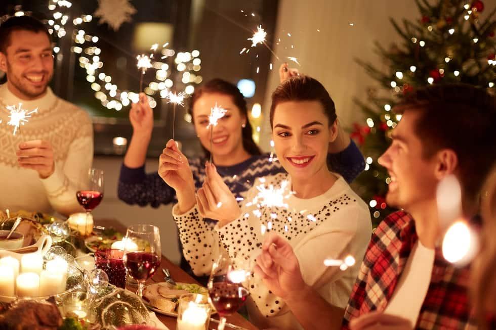 Як провести вечір Нового року